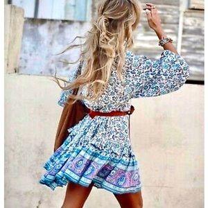 NWT Spell & The Gypsy Dahlia Tunic Dress